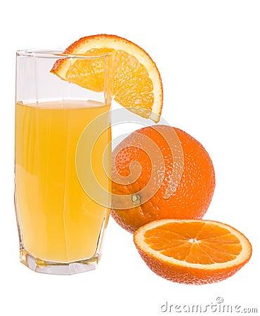 Free Orange Juice Stock Photography - 3711962