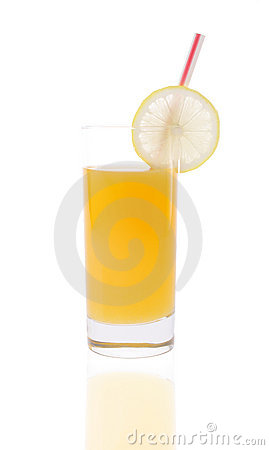 Orange Juice(with clipping path)