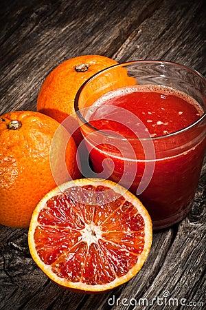 Orange juice tarot
