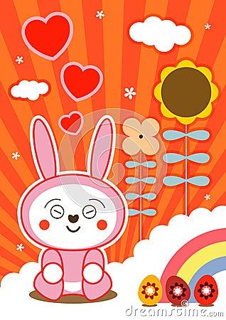 Free Orange Kawaii Royalty Free Stock Photo - 18659565