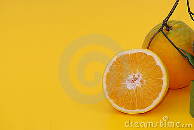 Orange in Life