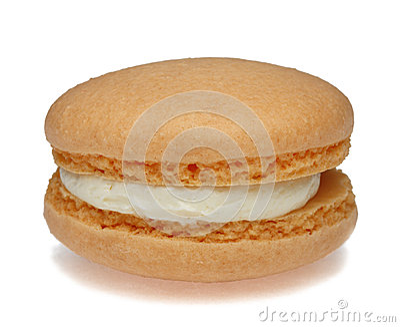 Orange Macaron
