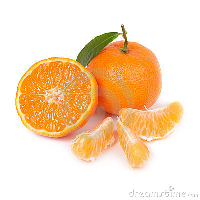 Free Orange Mandarin Stock Photos - 23330093