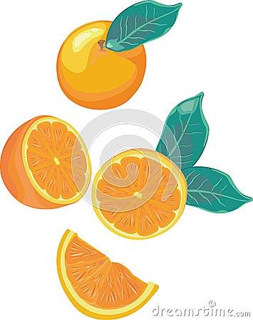 Orange mix