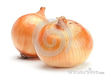 Orange onion