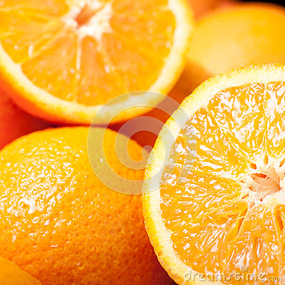 Orange for orange juice