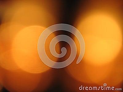 Orange Orbs
