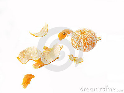 Orange Peel Stripped