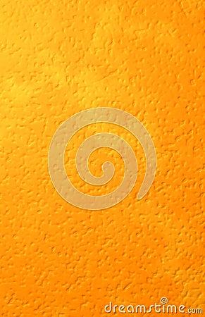 Orange peel textured background