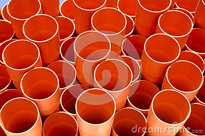 Orange Pipes