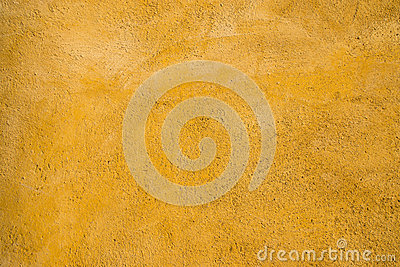 Orange plaster background