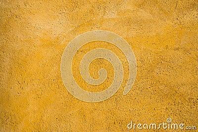 Orange plaster background