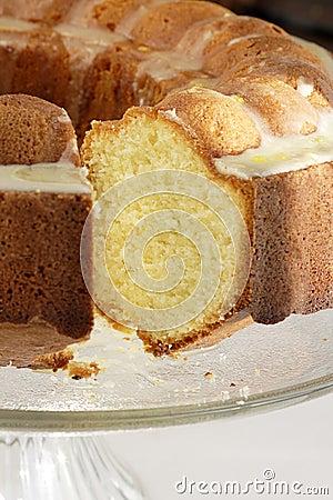 Free Orange Pound Cake Stock Images - 13464884