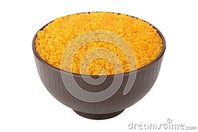 Orange rice