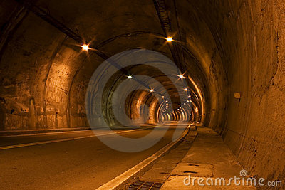 Orange Road Tunnel