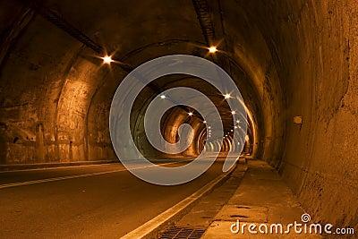 Orange Road Tunnel