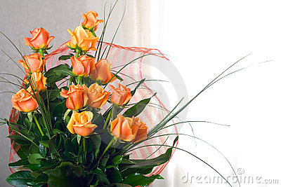 Orange rovase