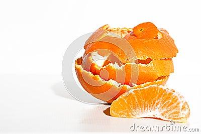 Orange segment