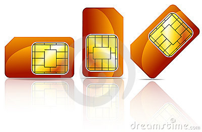 Orange sim card