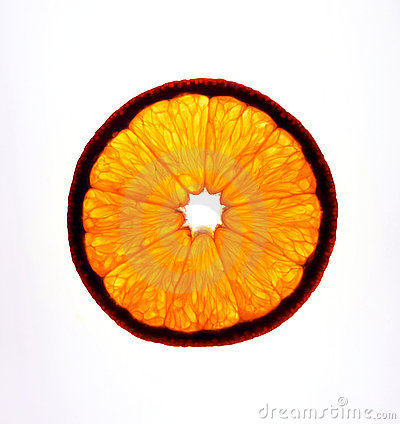 Free Orange Slice Royalty Free Stock Image - 15944056