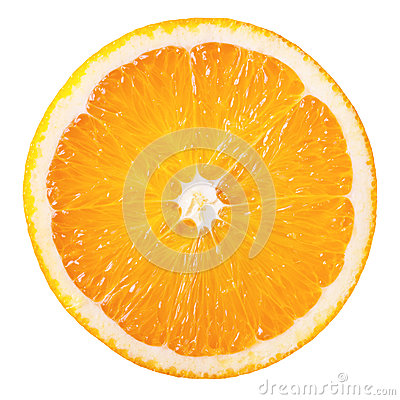Free Orange Slice Royalty Free Stock Photography - 27808567