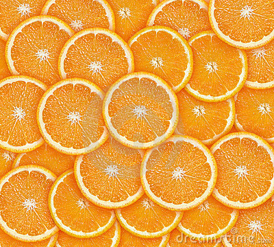 Free Orange Slices Royalty Free Stock Photos - 863298