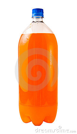 Free Orange Soda Royalty Free Stock Image - 2736956