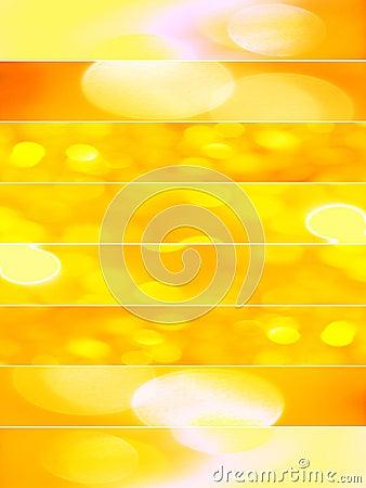 Free Orange Sparkling Textures Royalty Free Stock Photos - 8048438