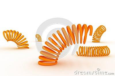 Orange springs