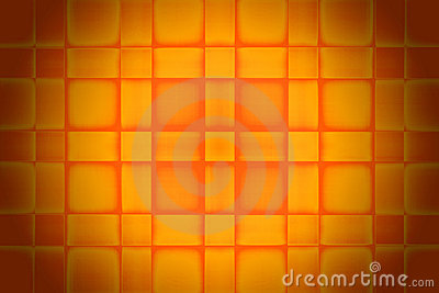 Orange Square Texture
