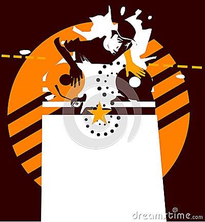 Orange Star DJ