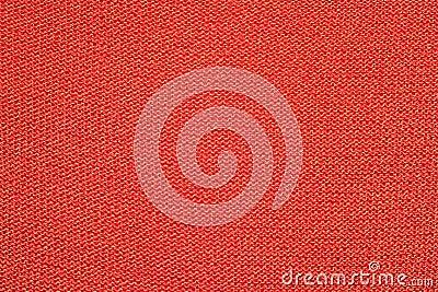 Orange stockinet background