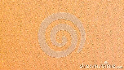 Orange textile texture