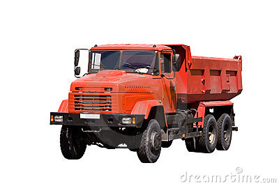 Orange tipper
