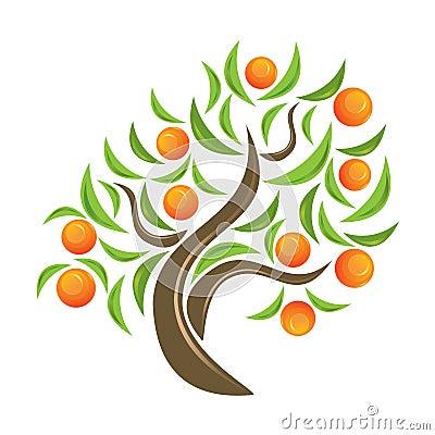 Orange-tree.