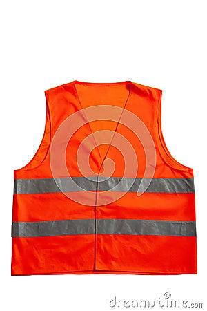Orange vest