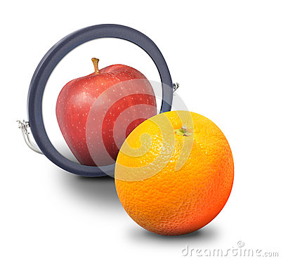 Orange Wish Identity to be Apple
