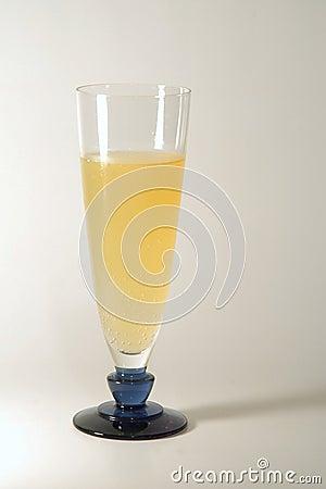 Orangeadeglas