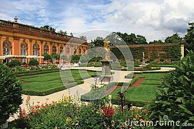 Orangeries of the Weilburg Palace