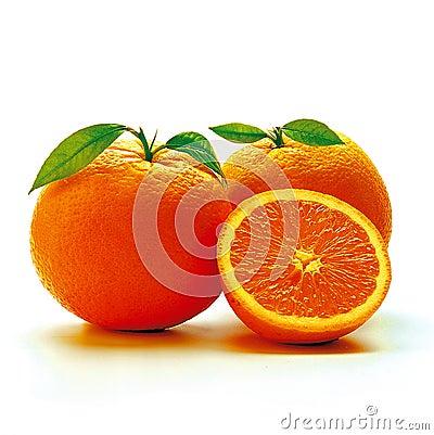 Free Oranges. Stock Photos - 9893183