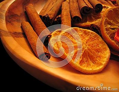 Oranges & Cinnamon