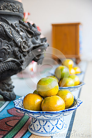 Oranges Offerings