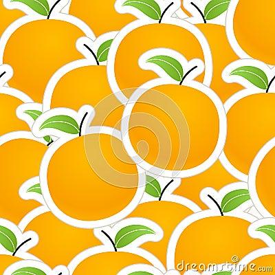 Oranges texture