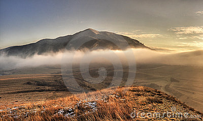 Orastie Mountains