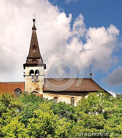 Orava Castle - Clock tower
