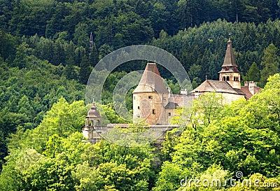Orava Castle - Lower Castle
