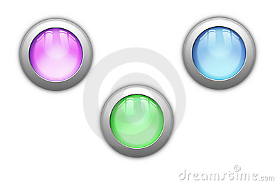 Orb Buttons