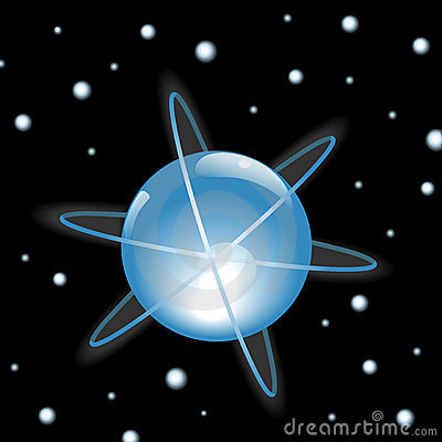 Orbits Around Sphere in Outer Space