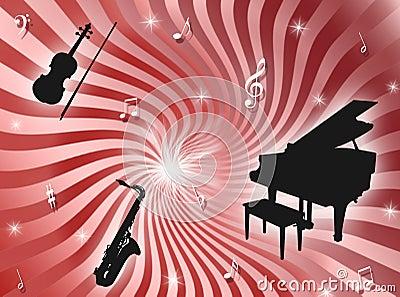 Orchestra background