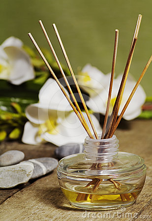 Orchid fragrance diffuser